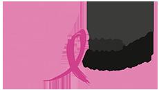 Pink Ribbon Deutschland, Brustkrebs Sensibilisierungkampagne logo